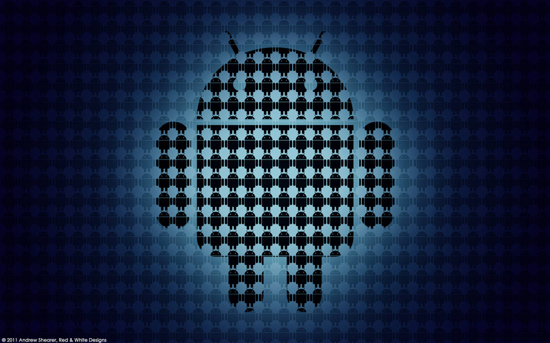Android Wallpaper by RedAndWhiteDesigns