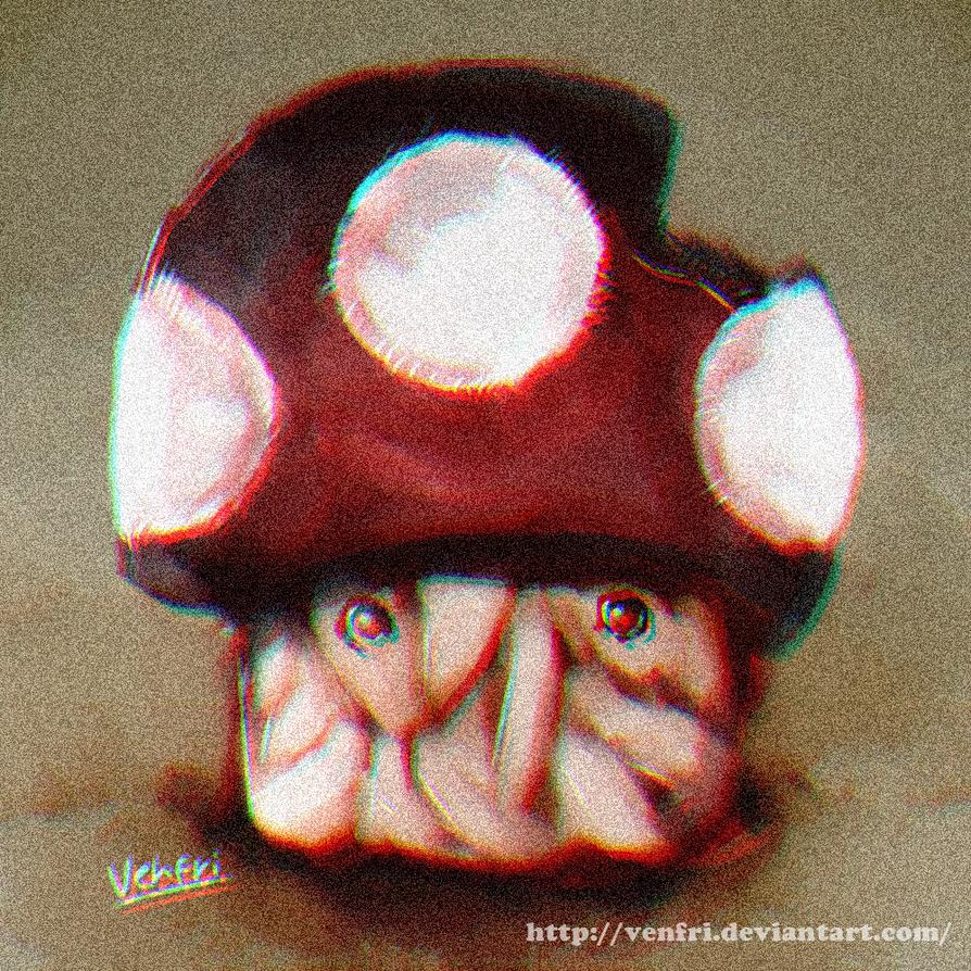 Mushroom by Venfri