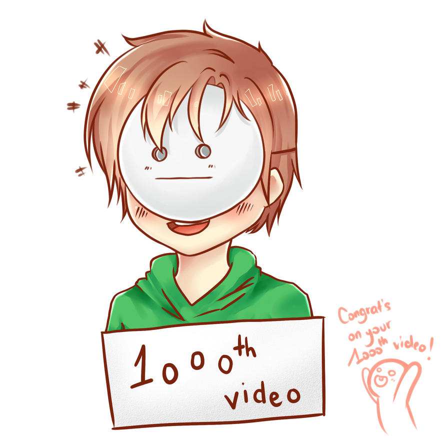 :..: Cry's 1000th video :..: by KeiJoke