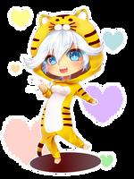 :..: Tiger :..: by KeiJoke