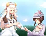 :..: Sweet and romantic date picnic :..: