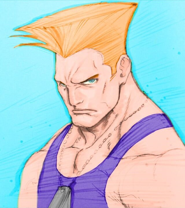 Ginger Guile by Wak786