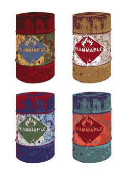 Warhol Barrels