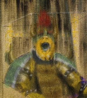 Screaming Koopa
