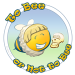 To Bee or Not To Bee by Smaggers