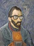 Vincent Van Gordon - half life