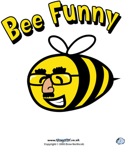 Bee Funny by Smaggers
