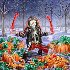 Wanna Smash Pumpkins