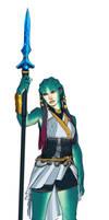 Legaia the Siren color research by Makkon
