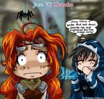 Jace VS Chandra