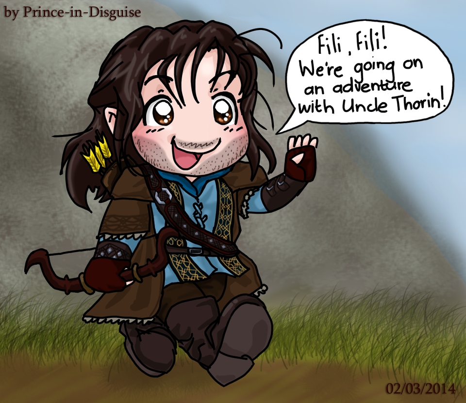 Kili Adventure by Prince-in-Disguise