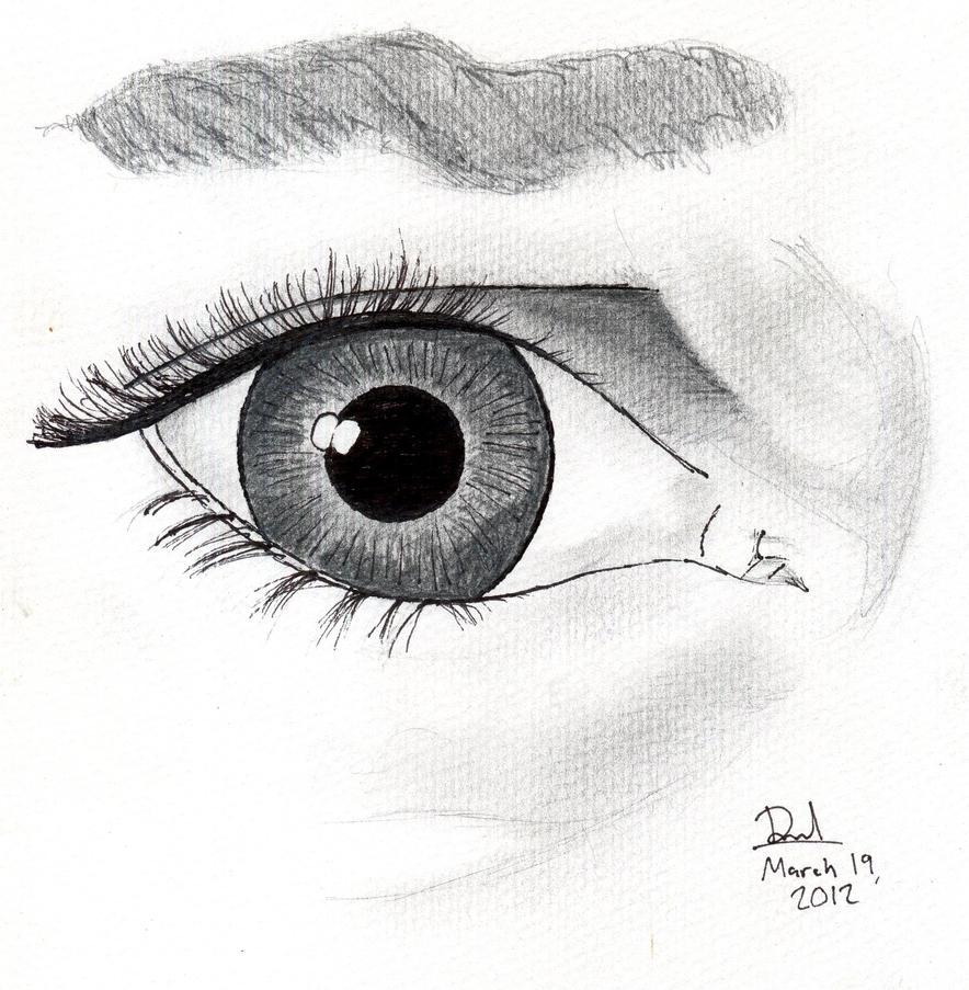 My Precious Eye... by Dmagdi