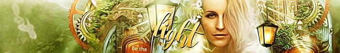 Light Banner by Abbysidian