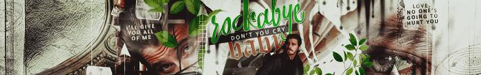 Rockabye Baby Banner by Abbysidian