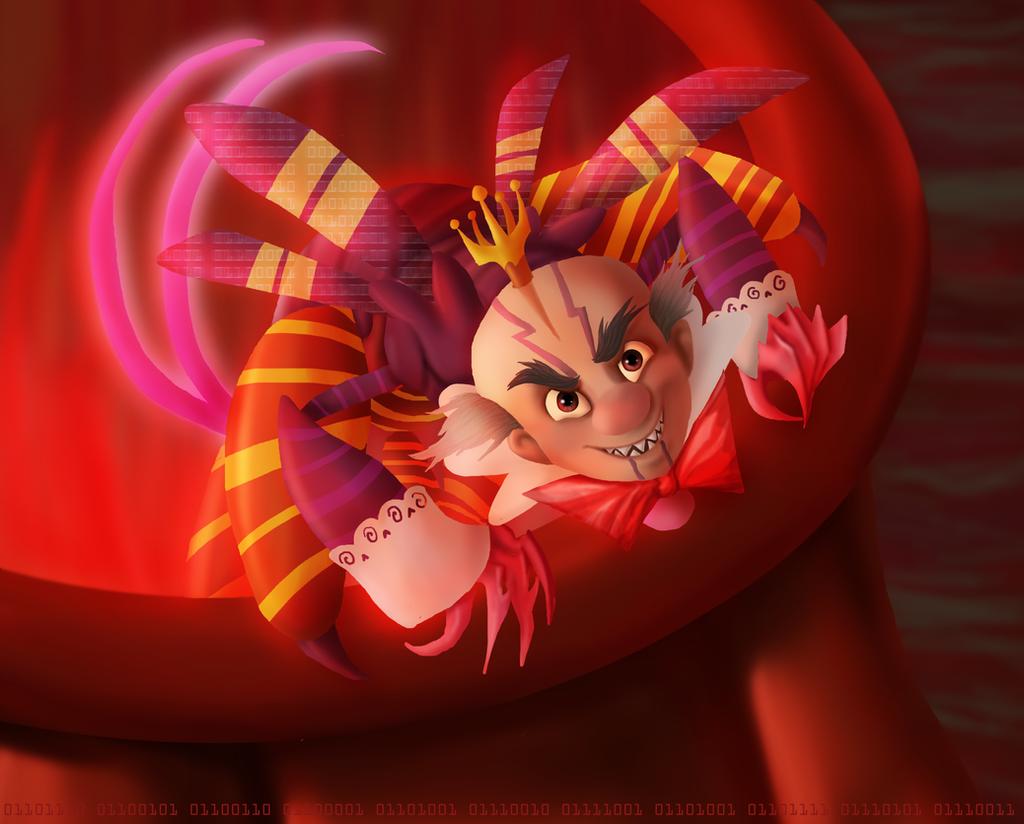 king candybug still alive by nefairyious on deviantart