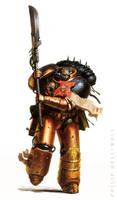 Archaic Marine