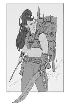 real characters use backpacks