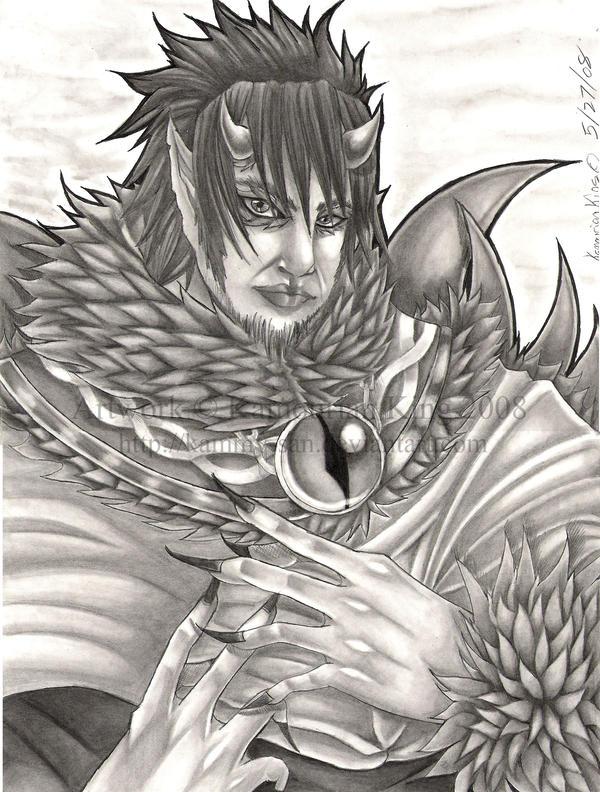 Demon King by KamouriKing