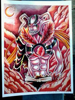 Commission: Full Hallow Ichigo