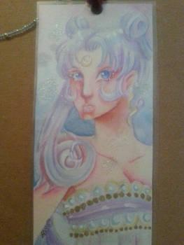 Manga Inspired Princess Serenity Bookmark