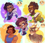 Overwatch expressions