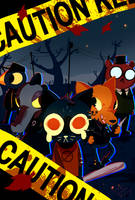 Night In The Woods by Ful-Fisk