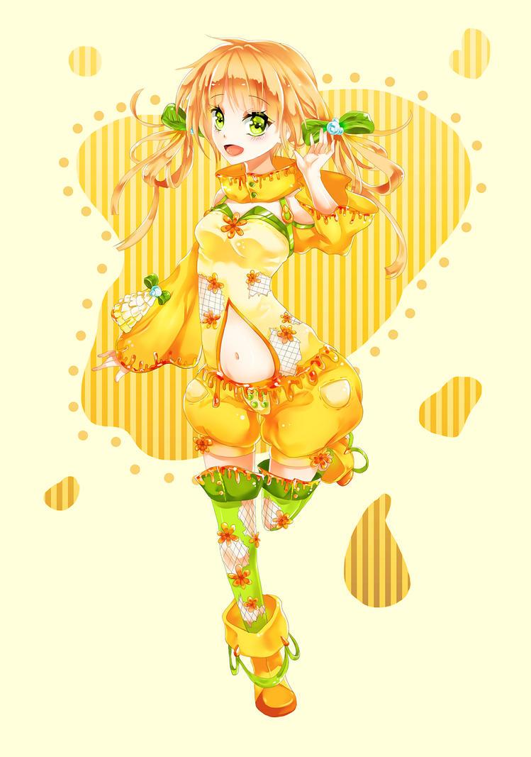 lemon by icurunin