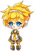 Tiny Len - pixel by icurunin