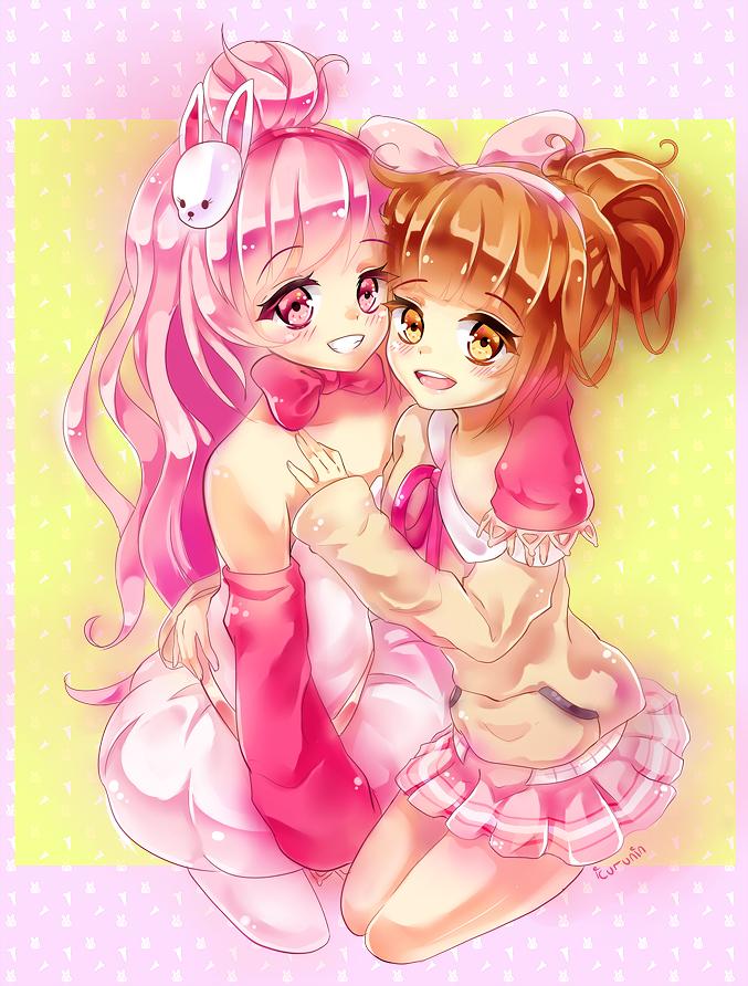 Huggles by icurunin