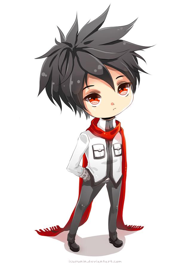 Comm: Jin-Kenshin by icurunin