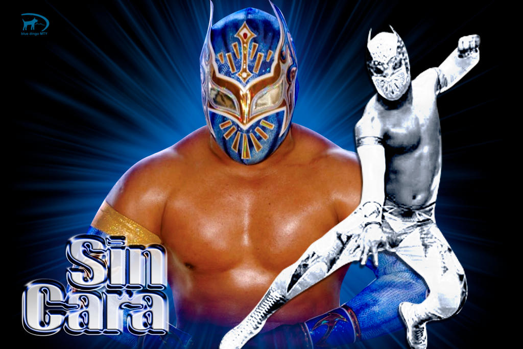 Sin Cara Wallpaper By Aldebaran2003