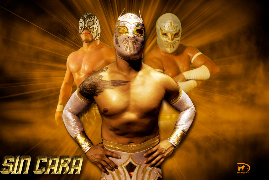 Sin Cara Wallpaper Hd By Aldebaran2003