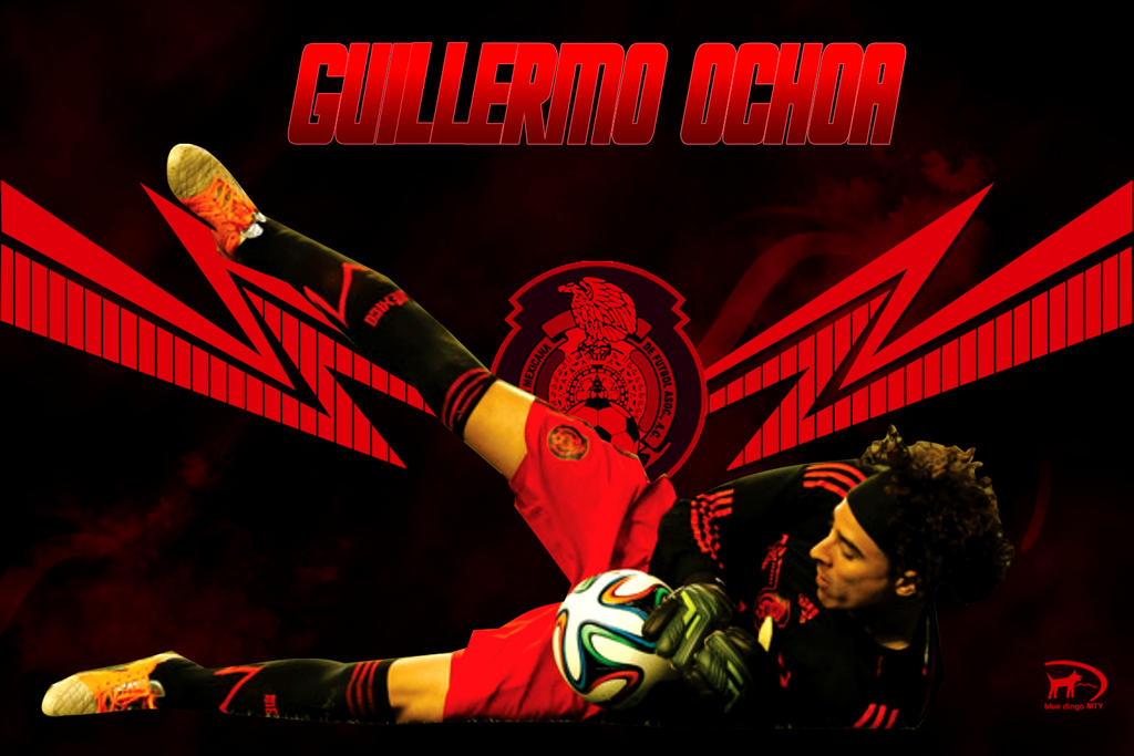 powerade wallpaper guillermo ochoa - photo #9