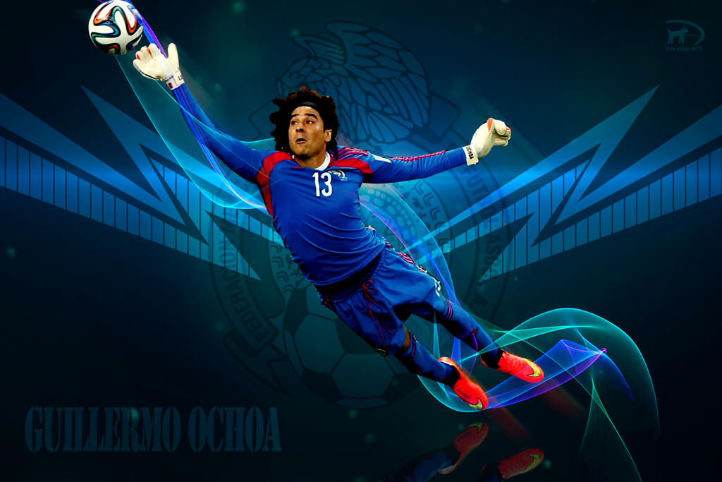 powerade wallpaper guillermo ochoa - photo #2