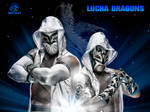 Lucha Dragons wallpapers
