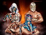 wallpaper wrestlers