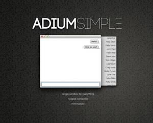 AdiumSimple