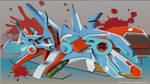 3D GRAFFITI EMOTION BY ANH PHAM
