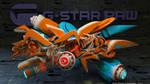 G-Star Raw 3d Graffiti