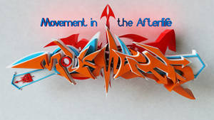 3d graffiti movement by anhpham88