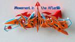 3d graffiti movement