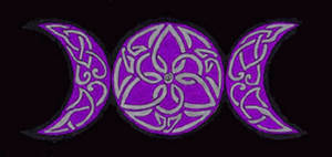 Celtic Triple Moon