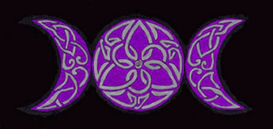 Celtic Triple Moon by merlynhawk on DeviantArt
