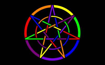 Rainbow Seven Star