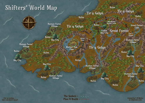 Shifters' World Map 01.9.4a