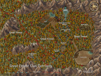 Great Forest Clan Territory 01.11
