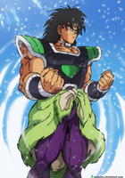 Broly 2018 by RenanFNA