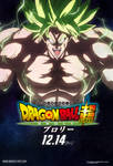Broly poster