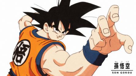 Son Goku! by RenanFNA