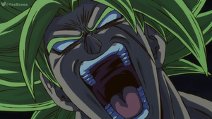 Broly final form